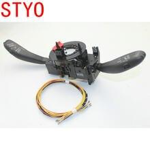 STYO – système de commutateur de régulateur de vitesse avec tige et harnais, pour VW 2011 – 2016, nouvelle Polo Fabia 6RD 953 503 J