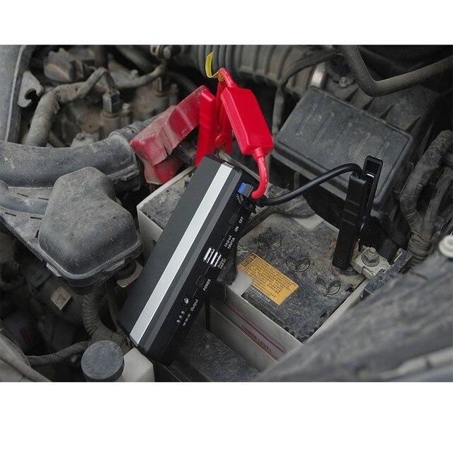 Многофункциональный Автомобиль Скачок Стартер 14000 мАч High Capacity Портативное Зарядное Устройство Дизельный Автомобиль Power Bank