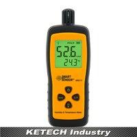 Smart Sensor AR217 Handheld Hygrometer Digital Humidity Temperature Meter