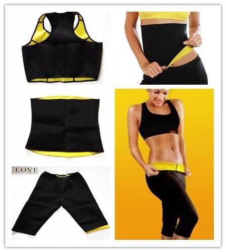6c8fe8de79bfe hot shapers set tv hot belt women slimming sauna shaper plus size waiste  trainers waist cincher palestra fitness neoprene vest
