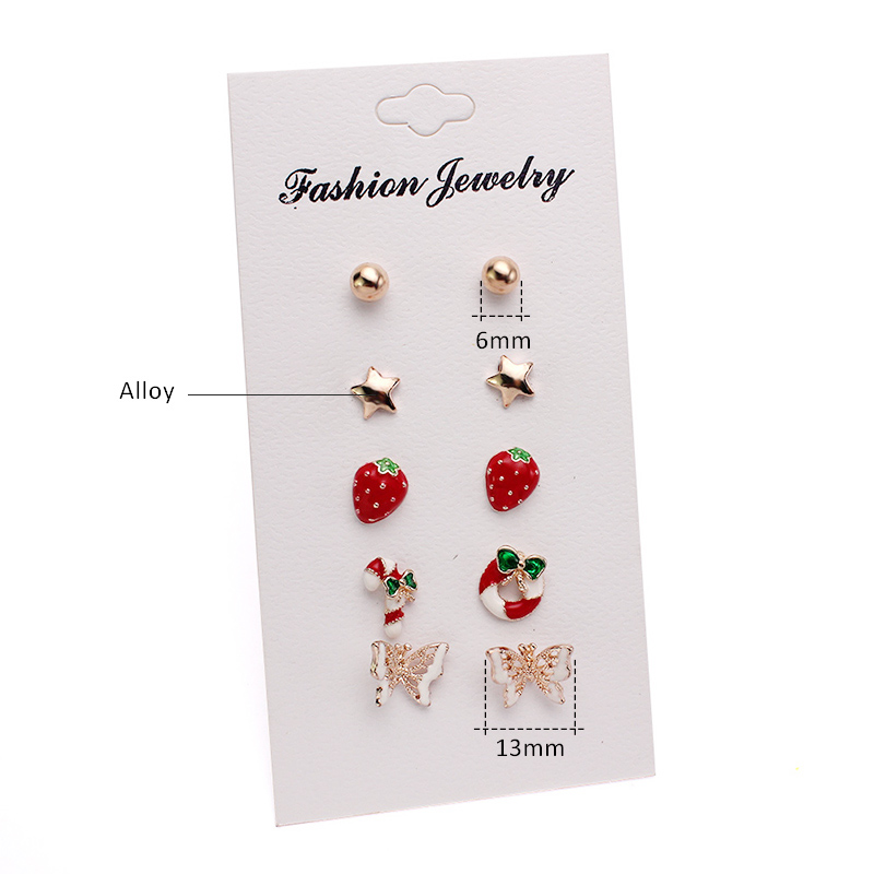 baby item childrens stud from rose com in animal jewelry lovely on design with alibaba filled aliexpress earrings gold accessories