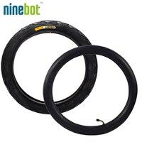 Ninebot one c c + e e + 16 인치 외부 타이어 내부에 맞는 ninebot 외부 타이어 내부 튜브
