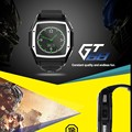 2017 Newest Smart Watch GT68 Sport Clock Sync Notifier Support SIM Card Bluetooth for IOS Android Phone Smartwatch remote camera
