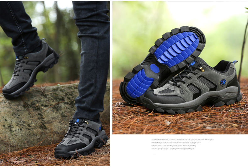 HTB1Hy9DaSSD3KVjSZFKq6z10VXan VESONAL 2019 New Autumn Winter Sneakers Men Shoes Casual Outdoor Hiking Comfortable Mesh Breathable Male Footwear Non-slip