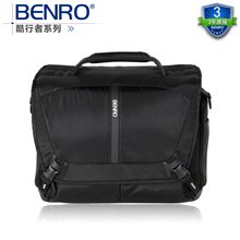 все цены на Benro CoolWalker Pro CW S100 one shoulder professional camera bag slr camera bag rain cover онлайн