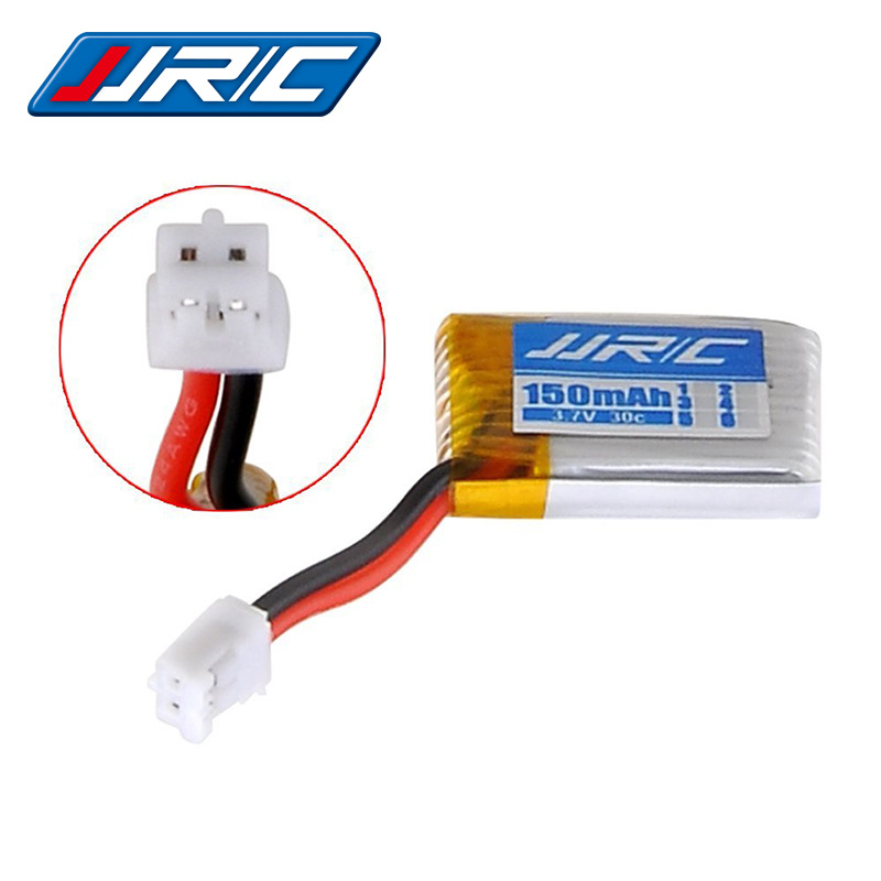 <font><b>3.7v</b></font> <font><b>150mah</b></font> 30C For E010 E010C E011 E013 JJRC H36 F36 NH010 Battery RC Quadcopter Spare parts <font><b>150mah</b></font> 3.7 v LIPO Battery image
