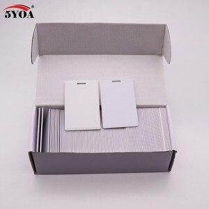 Image 2 - 10 ชิ้น EM4305 T5577 หนา Blank Card 1.8 มิลลิเมตร RFID Chip 125 กิโลเฮิร์ตซ์สำเนา Rewritable Writable Rewrite Duplicate 125 กิโลเฮิร์ตซ์