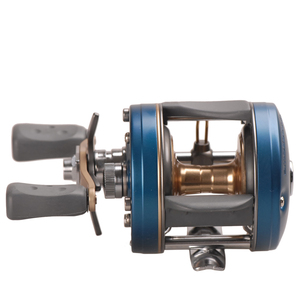 Image 3 - 100% Original Abu Garcia 14 AMBASSADEUR C4 5600 5601 Right Left Hand Baitcasting Fishing Reel 6.3:1 5BB 285g Drum Fishing Reel