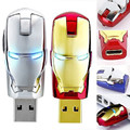 H2testw Software Iron Man 8G/16G/32G/64G Real Capacity Pen Drive Pendrive Memory Usb Flash Drive