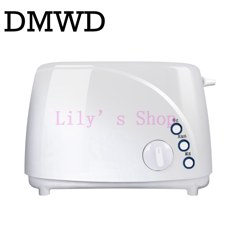 MINI Household Baking breakfast maker electrical toaster Cooker bread sandwich making Machine 2 slices pieces EU US plug adapter household mini electric induction cooker portable hot pot plate stove dorm noodle water congee porridge heater office eu us plug