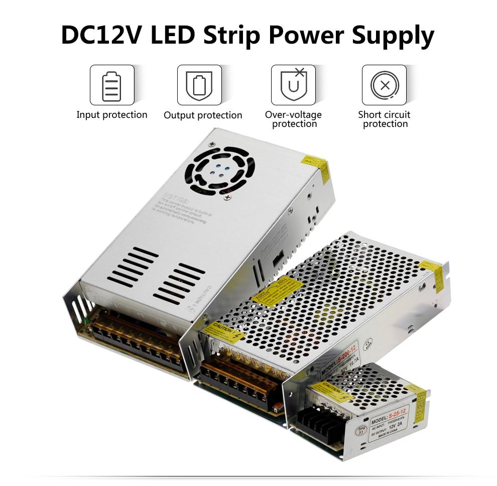Lighting Transformers DC12V (8)