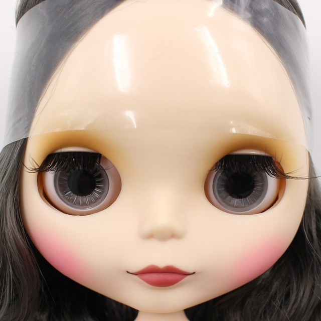 Neo Blythe Doll Sleepy Eyes With Long Eyelashes