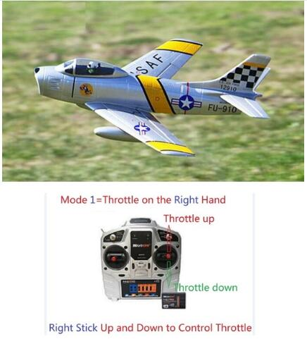US $124 9 |RC EDF jet airplane MINI F86 50mm ready to fly, NO battery good  for beginner-in RC Airplanes from Toys & Hobbies on Aliexpress com |