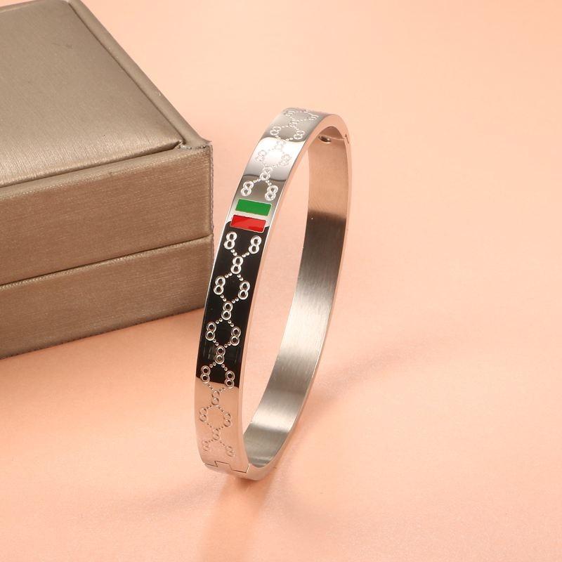11 - Brassard Breloque, Bracelet Pour Femmes, Acier Inoxydable Plaqué Or 4mm 6mm 8mm,