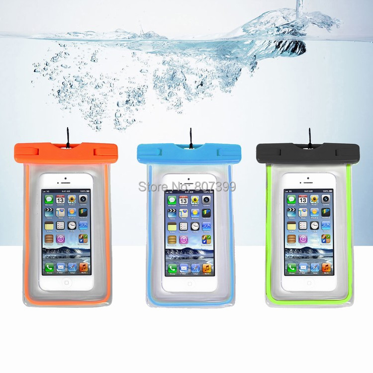 Dicapac Universal Waterproof Case For Smartphones Up To 5 7