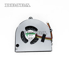 New Laptop CPU Cooling Fan untuk Toshiba A660 A665 C660 P750 C665 AB7905MX-EB3 KSB06105HA-AC87 DC5V 0.40A(China)