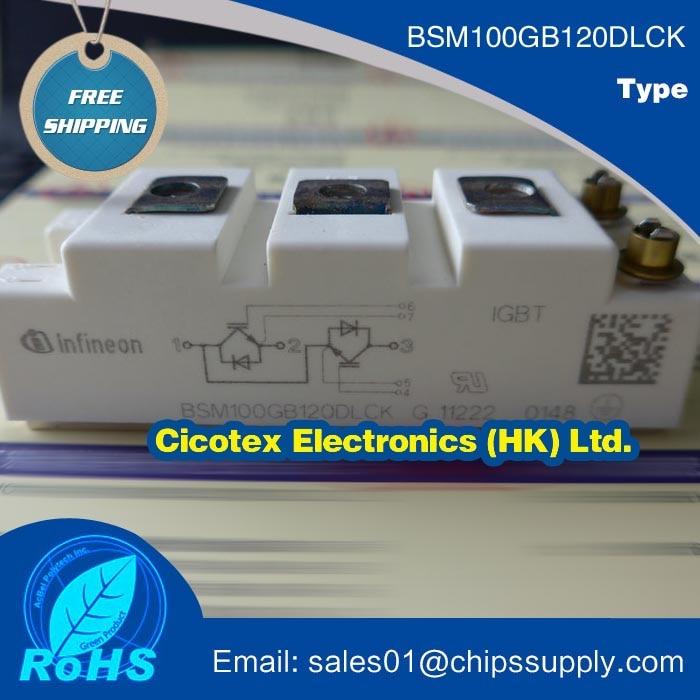 BSM100GB120DLCK MODULE IGBT 2 MED PUISSANCE 34MM-1 BSM100GB120DLCKHOSA1BSM100GB120DLCK MODULE IGBT 2 MED PUISSANCE 34MM-1 BSM100GB120DLCKHOSA1