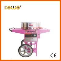 Нержавеющая сталь нг для сжиженного газа cotton candy floss машина ce RoH CB commercial 80 Вт сладкий сахарной ваты maker техника для кухни