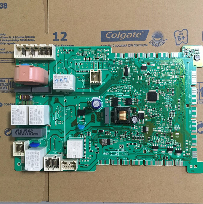 Free shipping original Suitable for Bosch washing machine computer board motherboard WVH28468TI WVH284681W power board display free shipping 7 inch kingvina 126 fhx xia xinping board computer touchscreen 10pcs lower prices
