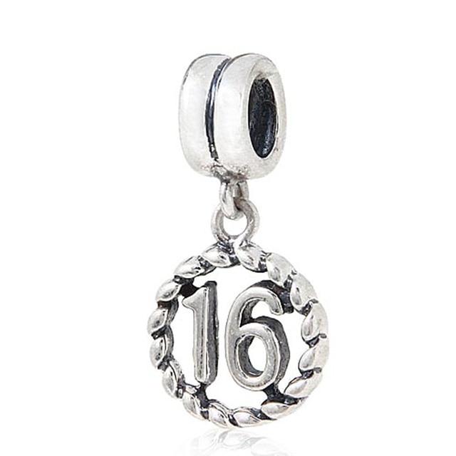 16 pandora charms
