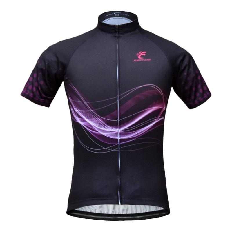 Kolesarske majice za ženske na prostem Kolesarske srajce Dihajoča - Kolesarjenje