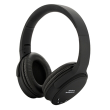Wireless Bluetooth Headset Bt 5.0 Active Noise Reduction 15 Hours Playback Time Folding Design Bass Game Plastic