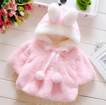 2016 new children's wear girls cape coat 0-2 years old baby 5 children's cloak 6 more baby 12 cloak out for autumn and winter