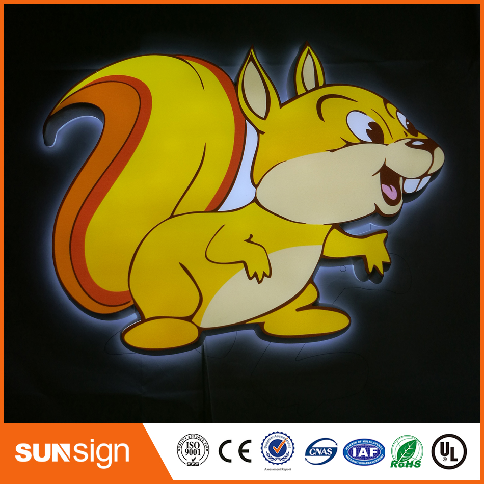 Wholesale Advertising Outdoor Sign Led Light