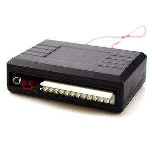 Image 3 - Eunavi Universal Auto Alarm System Auto Tür Remote Zentrale Steuerung Sperren Keyless LED Schlüsselanhänger Zentrale Kit Türschloss