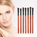 High Quality 7 pcs/Set  Professional Eyeshadow Brush Makeup Brushes Eye Makeup Tools Cosmetic Set Kit
