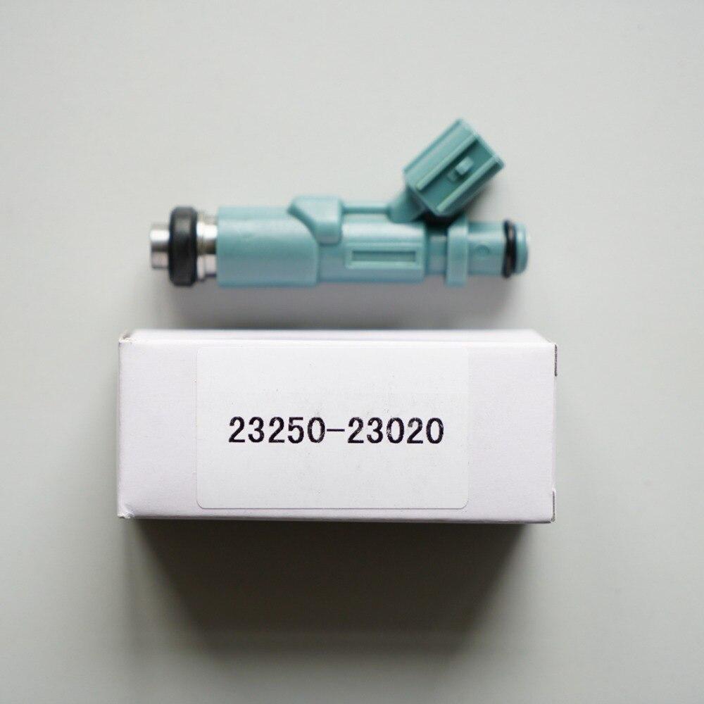 Injecteur de carburant pour toyota yaris vitz verso prius 23209-29015 oem: #23250-23020