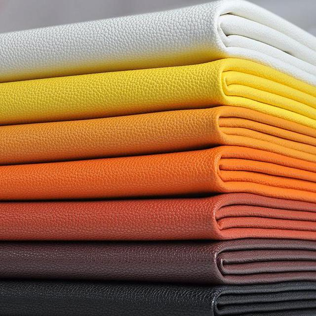 1 Meter Synthetic Pu Leather Fabric For Bag Faux Eco Leather Furniture  Fabric Leatherette Tissu Cuir Au Metre Piel Sintetica 55a0be87f54c