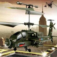 Frete Grátis S109G 3CH Helicóptero RC com GIROSCÓPIO 2.4G Anti-Choque Colorido Luz Intermitente Brinquedo do RC Brinquedos Eletrônicos RC ZANGÃO