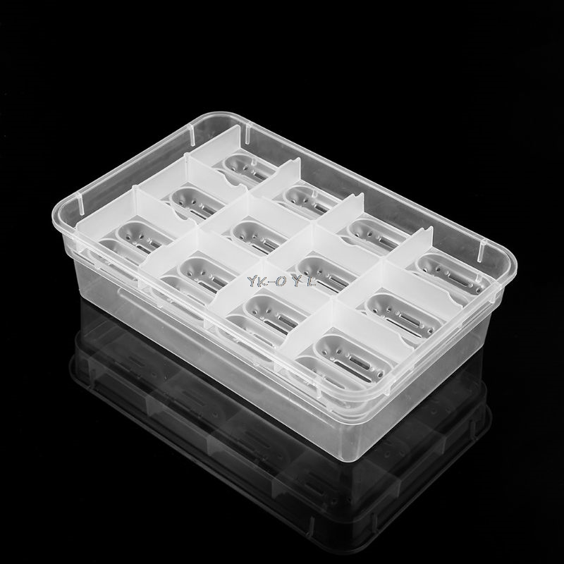 Reptile Eggs Incubator Box Eggs Tray Gecko Chameleon Dedicated Hatcher Hatching Tool L29k