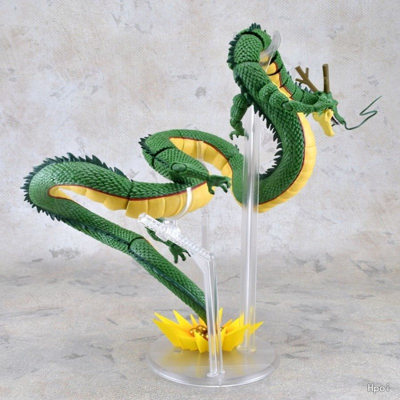 2018 Model Toy Dragon Ball Z Shenlong SHF Super Saiyan PVC Action Figure Anime Dragon Ball Super Shenron S.H.F Christmas Gifts free shipping super big size 12 super mario with star action figure display collection model toy