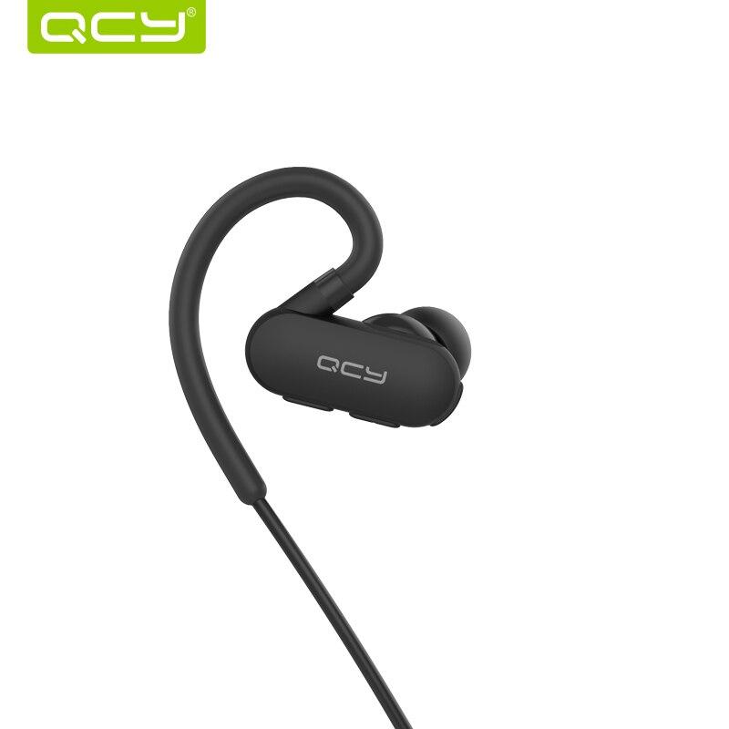 QCY QY31 Bluetooth Earphones IPX4 Sweatproof Earphone Ear Hook Wireless Sports Earbuds with MIC 5