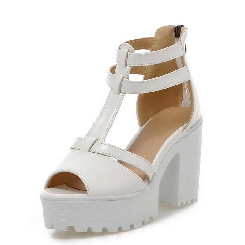 Online Get Cheap White Platform Sandals -Aliexpress.com  Alibaba