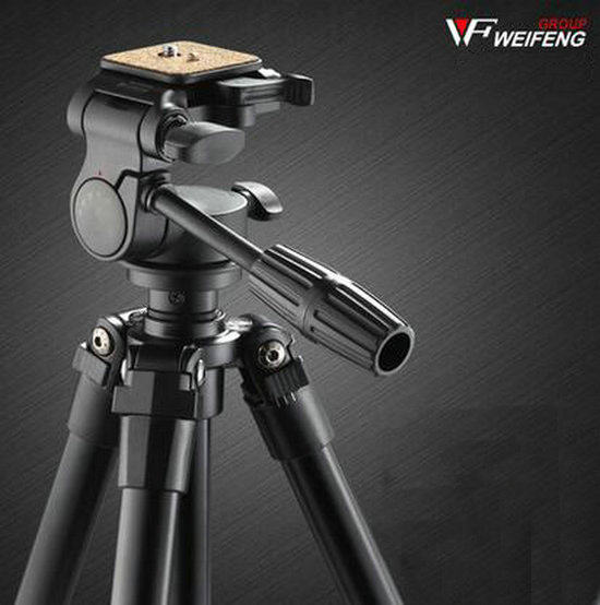 цены  NEW WF6724 Camera Tripod Portable Unipod Monopod + bag For Camera Nikon Sony Canon Samsung Russia Brazil  FREE SHIPPING
