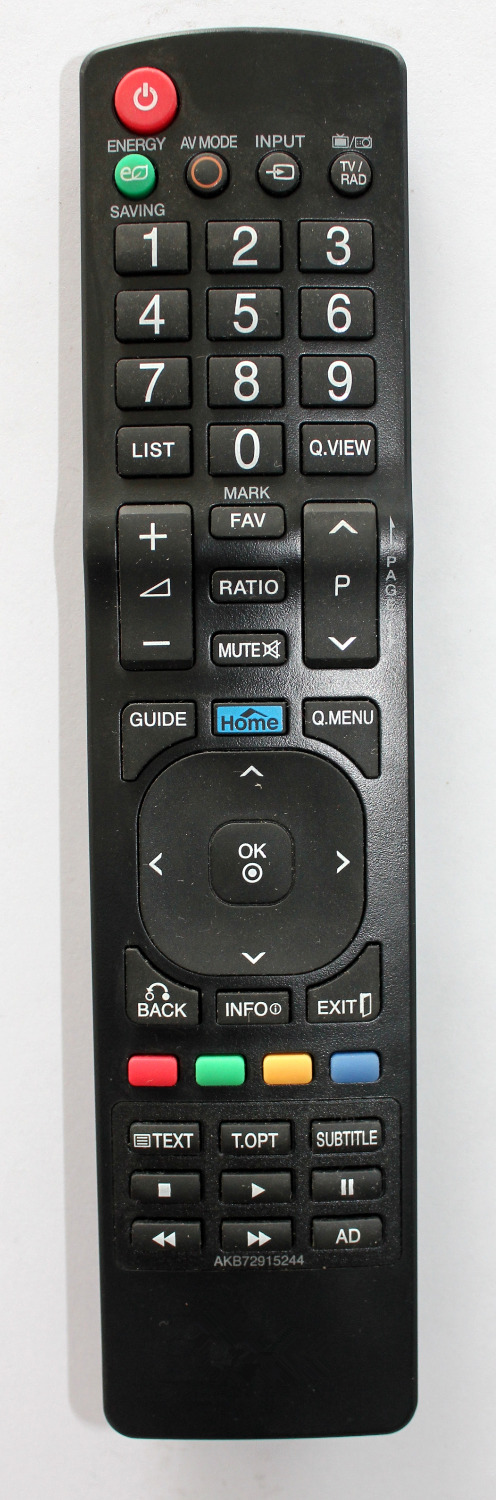 Lower Price with Replacement Akb72915244 Smart Remote Control Fit For Lg 32lv2530 22lk330 26lk330 32lk330 42lk450 42lv355 Led Tv Remote Control Cheap Sales Remote Controls