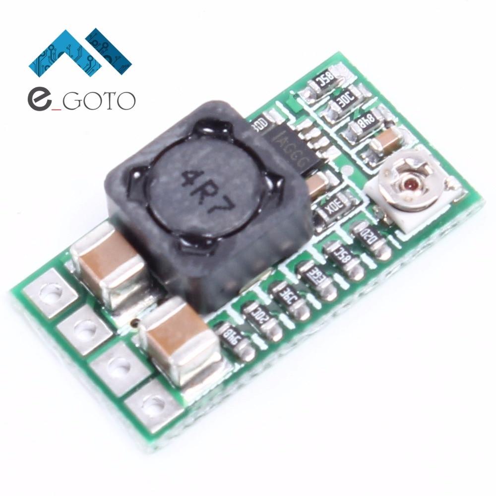 5pcs Mini Dc 12 24v To 5v 3a Step Down Power Supply Module Circuit Voltage Buck Converter Adjustable 975 18v 25v 33v 9v 12v