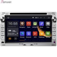"Topnavi 7"" Quad Core Android 6.0 Car DVD Play for  VW /MK5/JETTA/BORA/POLO/MK3/MK4/GOLF MK4/CITI/GOLF/CHICO/SHARAN/T5 GPS"