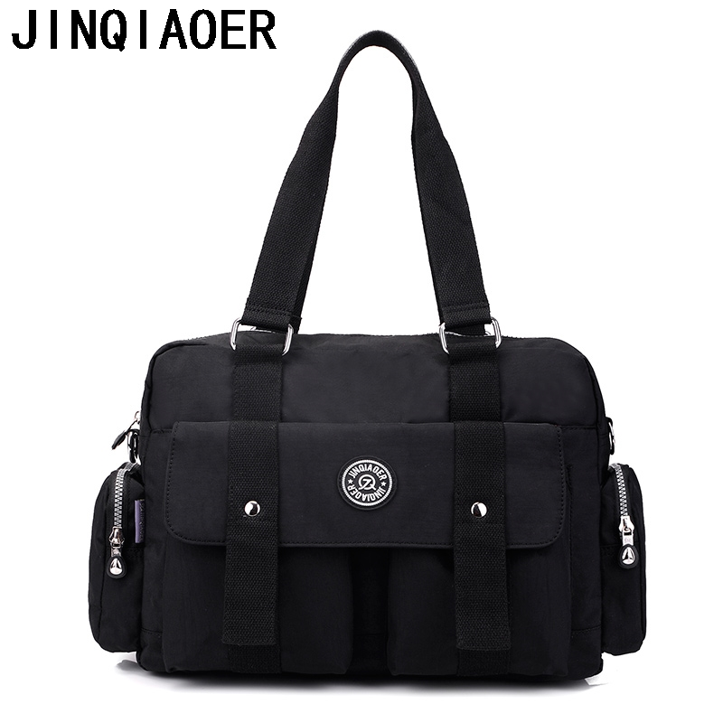 Women Messenger Bag Vintage Travel Fashion Ladies Waterproof Solid Nylon Crossbody Bags Bolsas Femininas Female Shoulder Bags new fashion women nylon waterproof handbags vintage women messenger bags casual shoulder crossbody bag travel bags tote bolsas