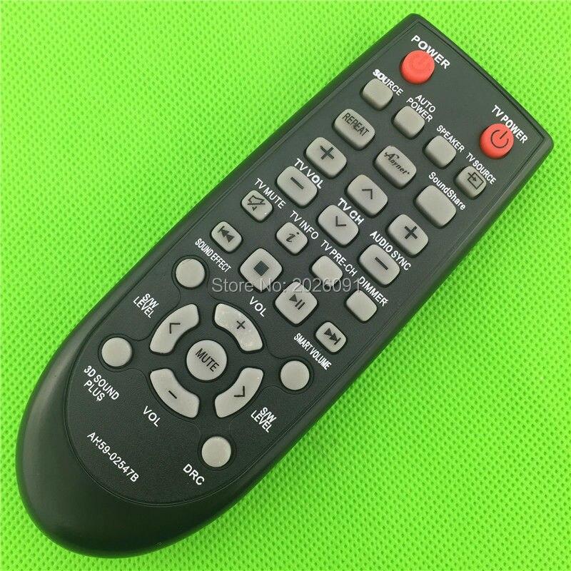 US $10 0 |FOR Samsung HW F450 HWF450 HW FM45C Soundbar Remote Control AH59  02547B-in Remote Controls from Consumer Electronics on Aliexpress com |