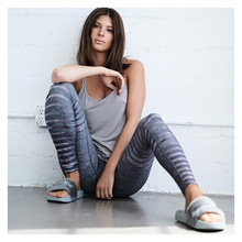 Womens Super Yoga Stretchy Seamless Tummy Tights Energy Control Gym Slacks High Waist Sports Leggings Running Pants
