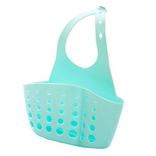 1PC Portable Basket Home Kitchen Hanging Sponge Drain Bag Bath Storage Tools Sink Holder Accessory Supplies