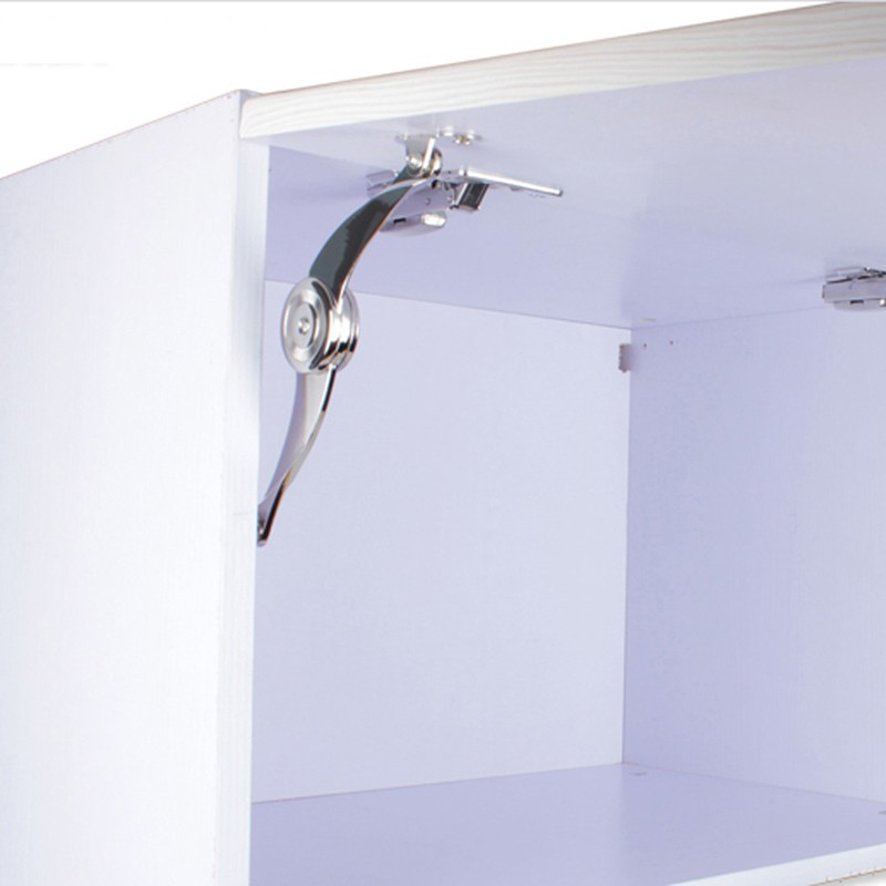 Kitchen Cabinet Hinge Hardware: 1pcs Cabinet Cupboard Hinge Zinc Alloy 180 Degree