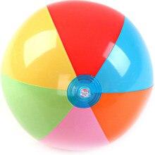 d65d8cdad Saleaman inflable colorido 30 cm globos bolas piscina jugar partido Globos  de agua juego playa deporte bola juguetes de diversió.
