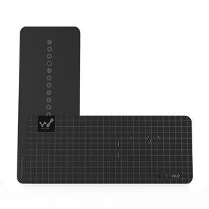 Image 3 - Xiaomi Mijia Wowstick Wowpad Magnetische Screwpad Schroef Positie Geheugen Plaat Mat Voor Screwd Kit, 1FS 1 P + Elektrische Driver Kit