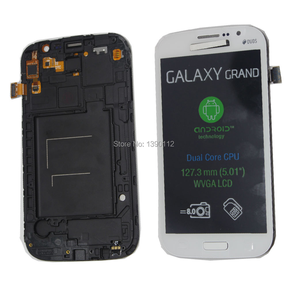 LCD Display Touch Screen Digitizer FOR SAMSUNG GALAXY Grand DUOS i9082 i9080