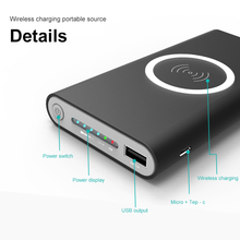 2018 Wireless 20000mah Power Bank – Buy 1 Get 1 FREE @ US$59 only! (Usual US$99 for 1)